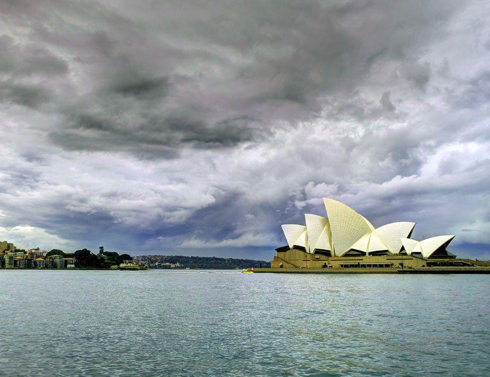 Sydney Opera House Architekturreise