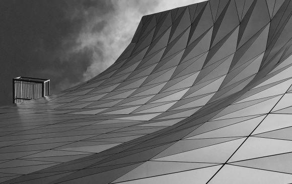 Musée des Confluences in Lyon von Coop Himmelb(l) Architekten. Bild: AZ/Architekturzeitung