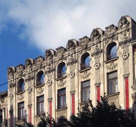 Architekturreise nach Riga in Lettland in die Hauptstadt des Jugendstils. Bild: Ventus Reisen