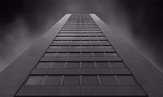Ares Tower von Heinz Neumann in der Donau City Wien