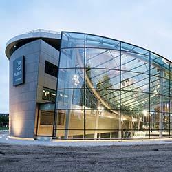 Architekturvisionen auf der architectureworld in Duisburg