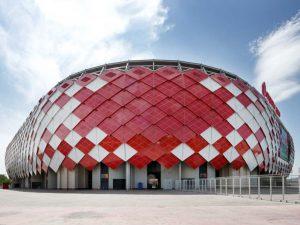 Architekturreise Moskau