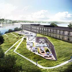 Seezeitlodge Hotel & Spa von GRAFT Architekten