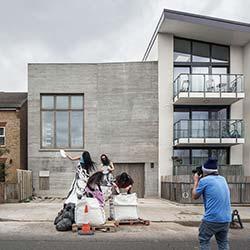 Vorträge: Positionen zur zeitgenössischen Architektur
