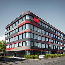 3M Headquarter in Langenthal von Marazzi + Paul Architekten