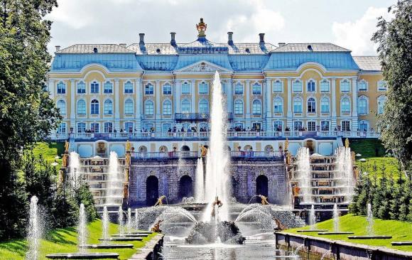 Architekturreise St. Petersburg. Bild: Ventus Reisen