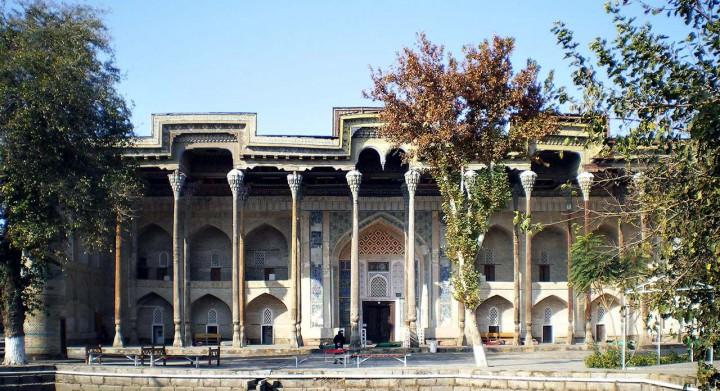 Architekturreise Usbekistan. Bild: Ventus Reisen