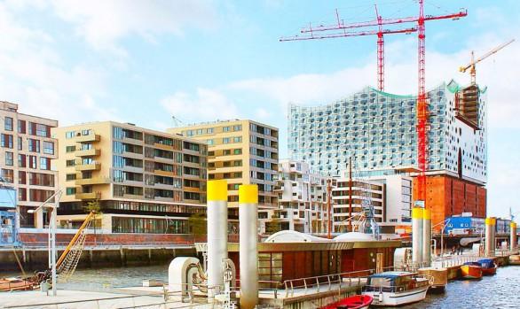 Fotoworkshop und Fotoreise in der Hafencity Hamburg. Bild: AZ/Architekturzeitung
