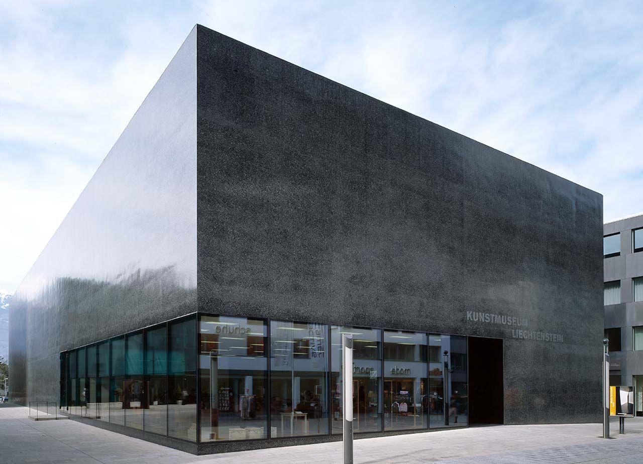 Kunstmuseum Vaduz, Liechtenstein. Foto: Barbara Bühler