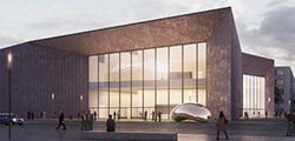 Degelo architekten gewinnen wettbewerb zum for Studium zum architekten