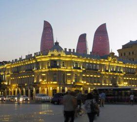 Architekturreise Baku, Aserbaidschan