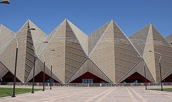 Baku in Aserbaidschan