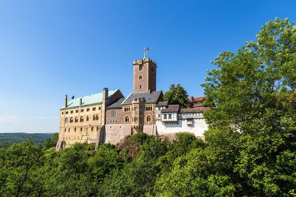 Architekturreise Kultur-Reise Weimar