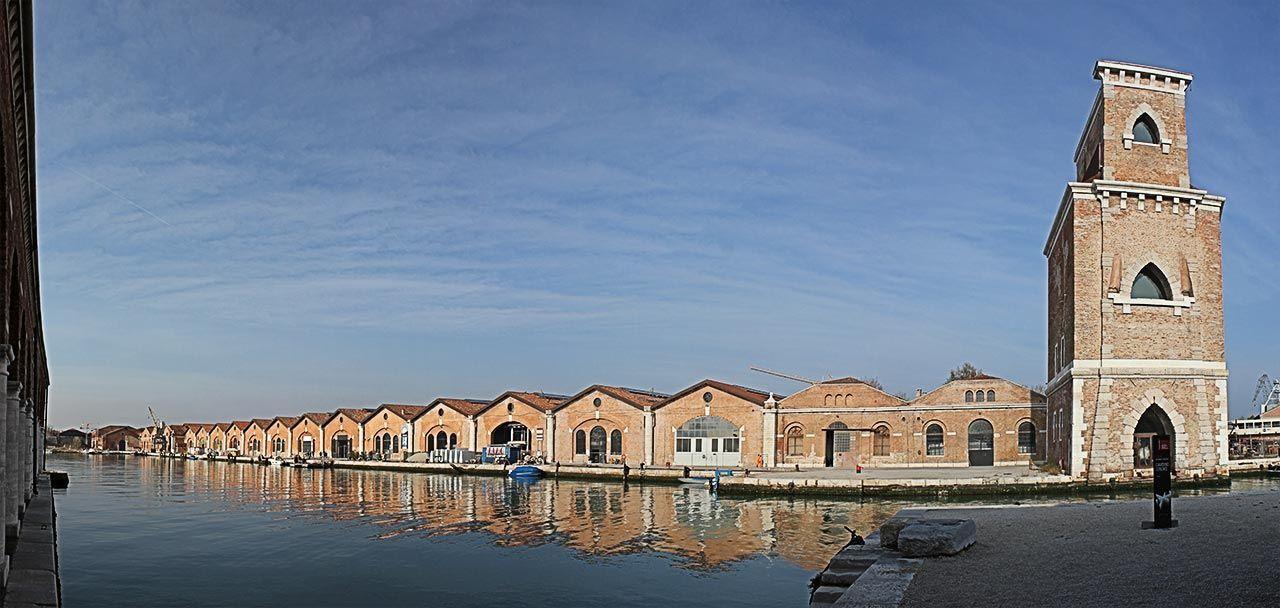 Arsenale in Venedig