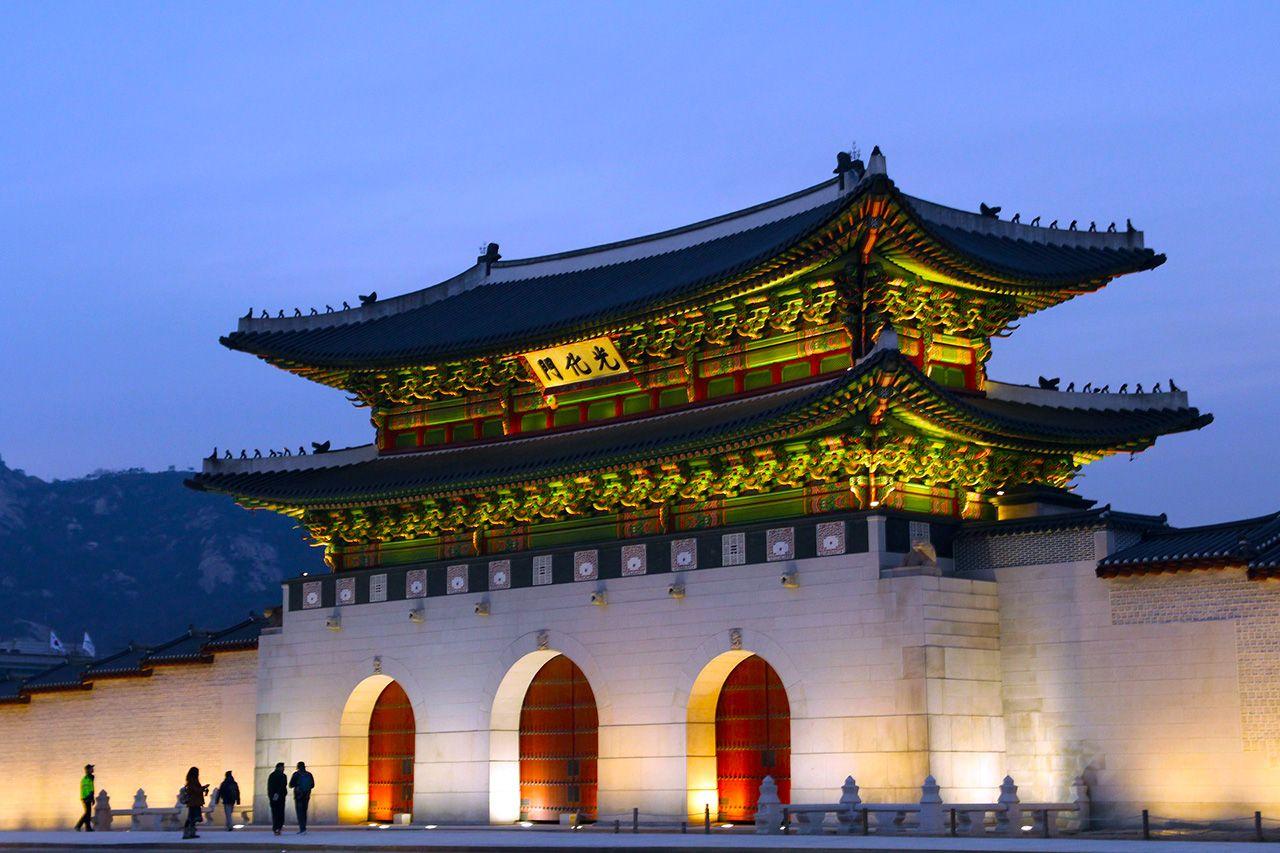 Architekturreise nach Hongkong und Seoul