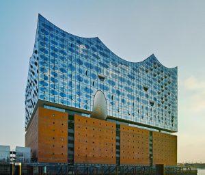 Architekturreise Elbphilharmonie Hamburg