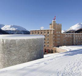 Kunsthotel Castell in Zuoz im Engadon