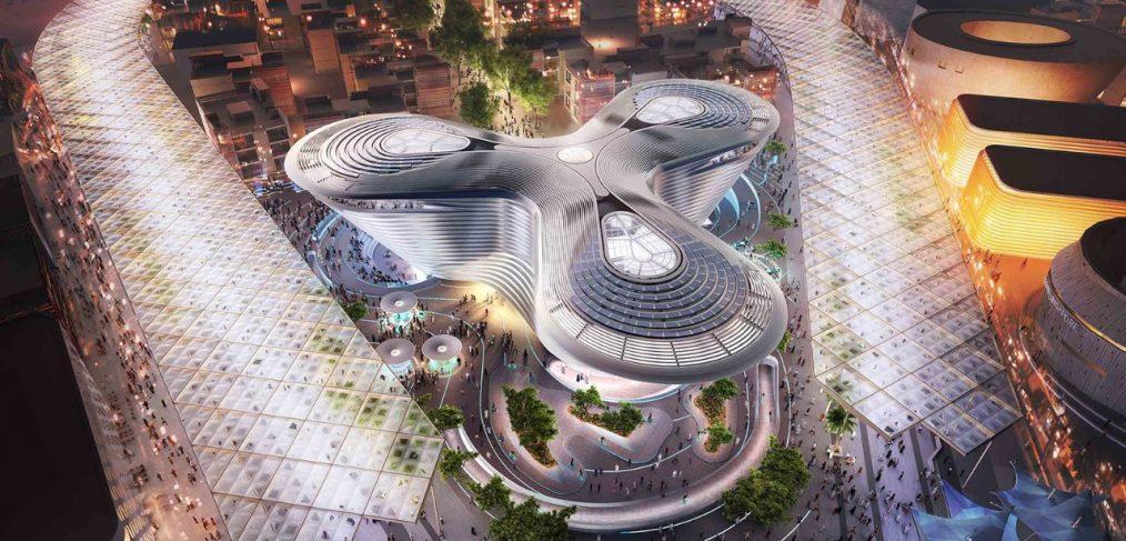 Architekturreise Expo Dubai